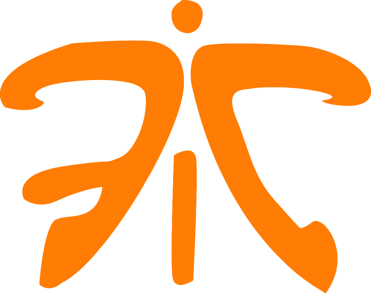 Eu Lcs Fnatic Logo Logos Lol Teams Rocket League Logo