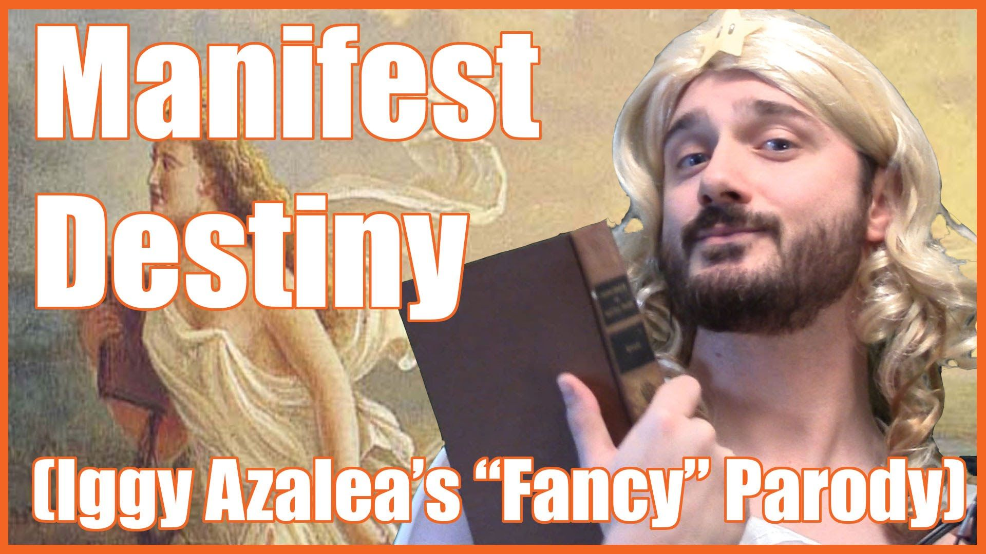 Manifest Destiny Fancy Parody