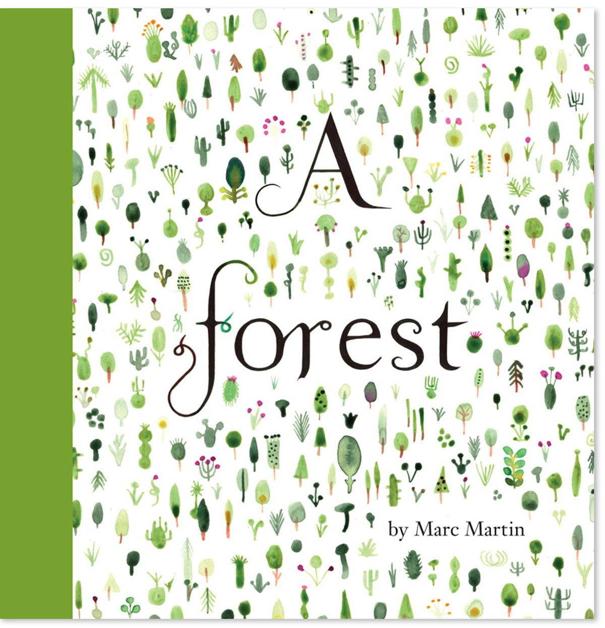 A Forest by Marc Martin | Marc martin, Picture book, Earth
