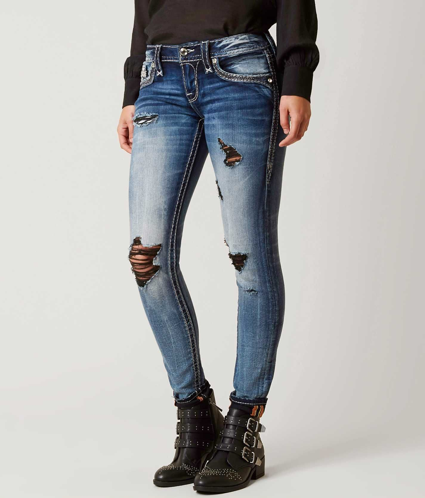 1dbe08a4acf Rock Revival Yui Skinny Stretch Jean - Women s Jeans in Yui S213 ...