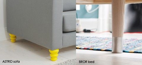 Wow Give Me Sparks For The Day Pinterest - Add color to your room prettypegs replace your ikea legs