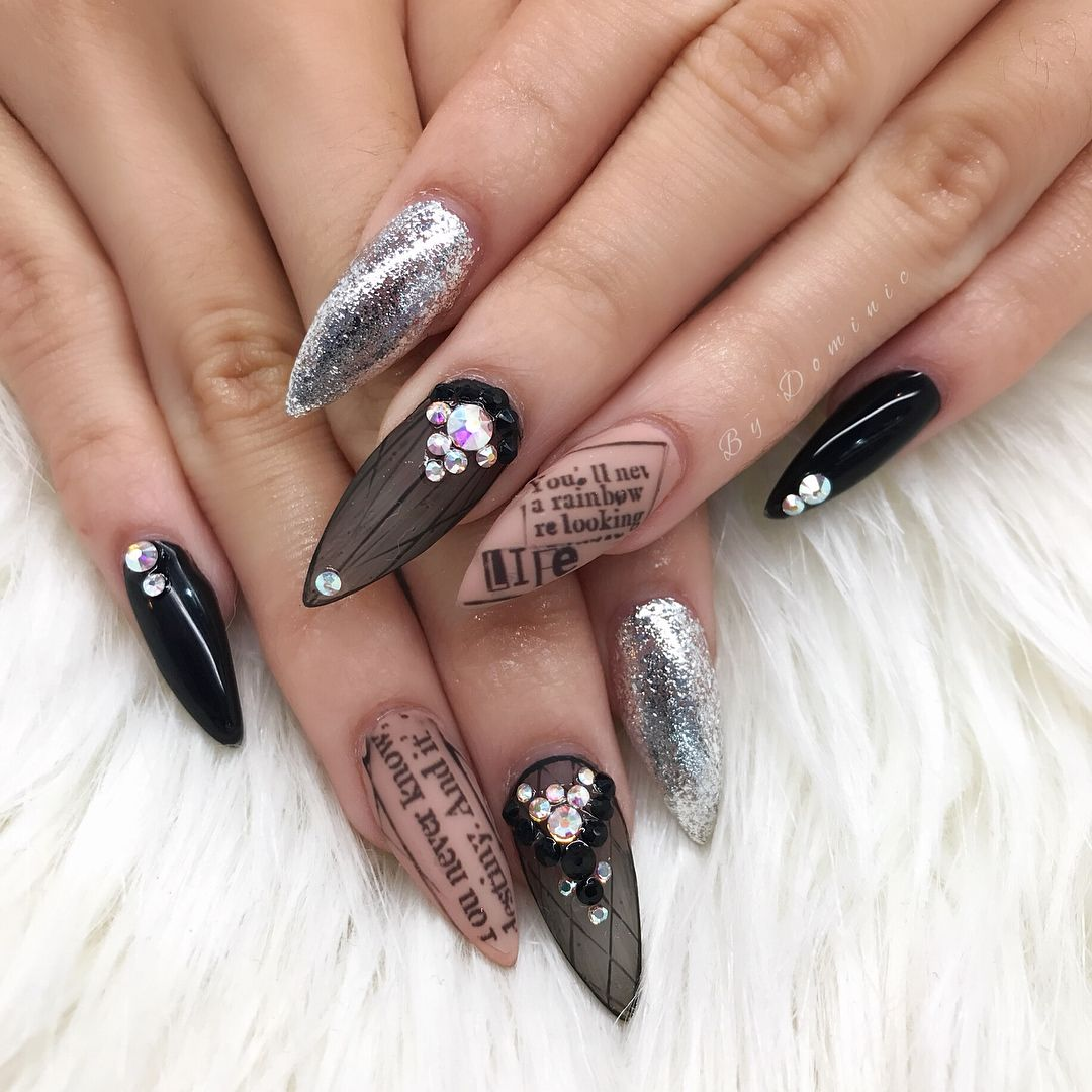 991 Likes, 4 Comments - Dominic (@domblackfilenails) on Instagram ...