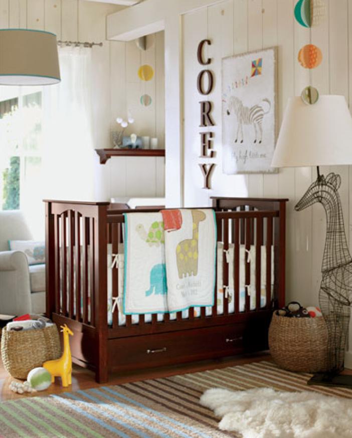 28 Baby Nursery Ideas For Boys - BabyGaga Buzz