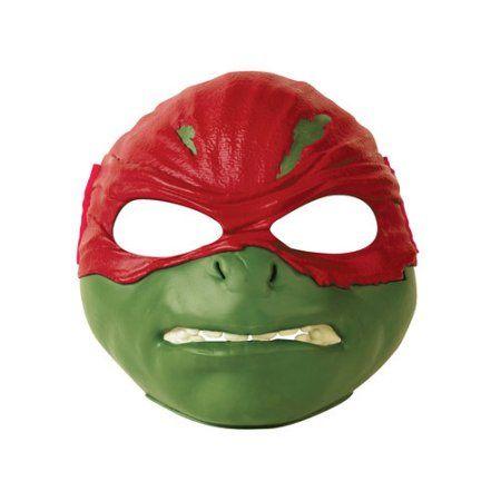 Teenage Mutant Ninja Turtles Movie 2 Raphael Deluxe Mask