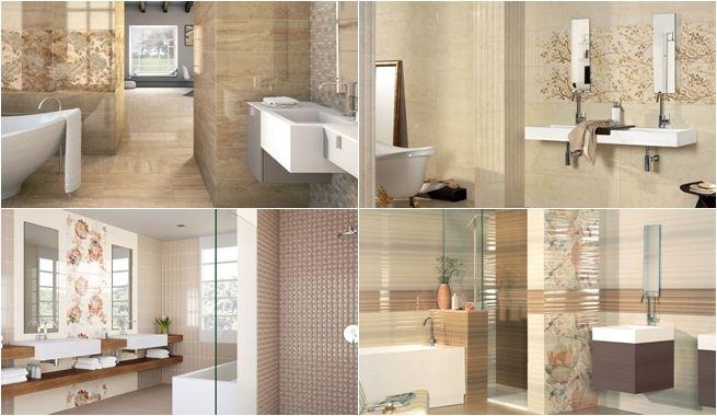 decoracion de baños pequeños con ceramica modernos - Buscar con