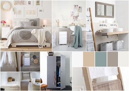 moodboard interieur romantisch - Google Search - cOllages ...