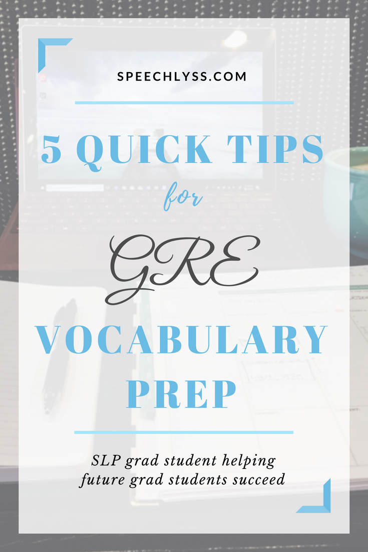 Amazon Com Applicationhelp >> 5 Quick Tips For Gre Vocabulary Prep Grad School Application Help