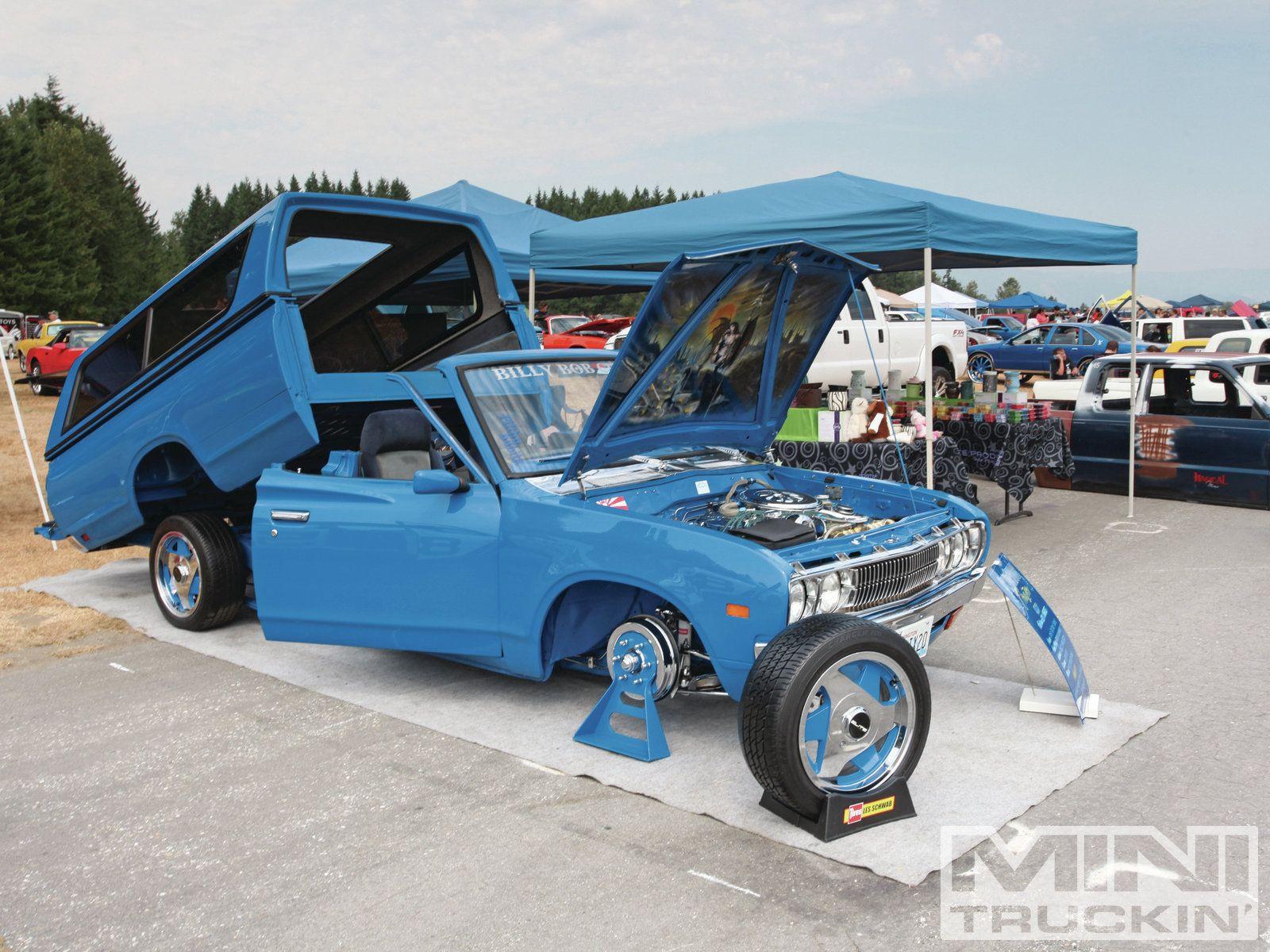 Summer Slam 2012 With Images Mini Trucks Pickup Trucks Trucks