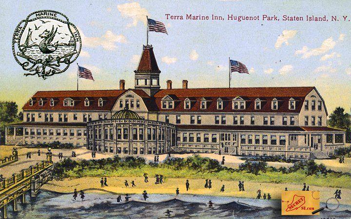 The Terramarine Hotel In Huguenot Staten Island
