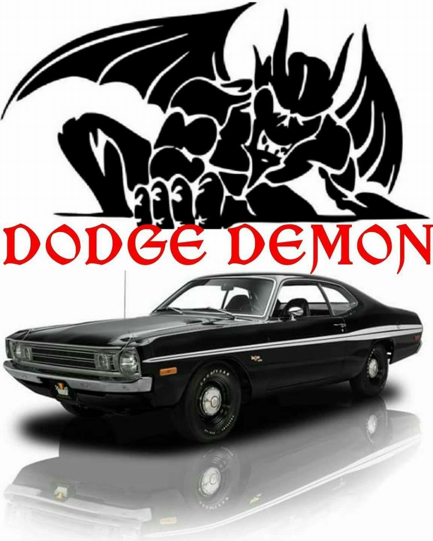 1972 dodge demon dodgechargerclassiccars demon cars. Black Bedroom Furniture Sets. Home Design Ideas