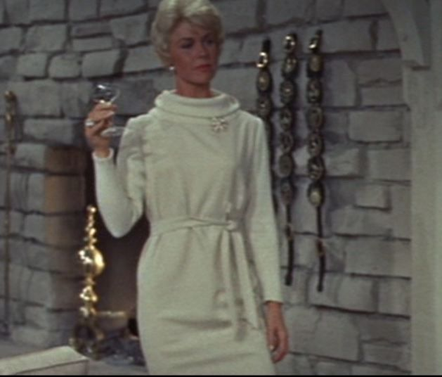 Doris Day Movie Fashions In Pillow Talk And Lover Come Back My