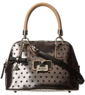 GUESS - Bevy Anour Domec Satchel (Pewter) - Bags and Luggage on shopstyle .com 6f0d41fc2a9c2