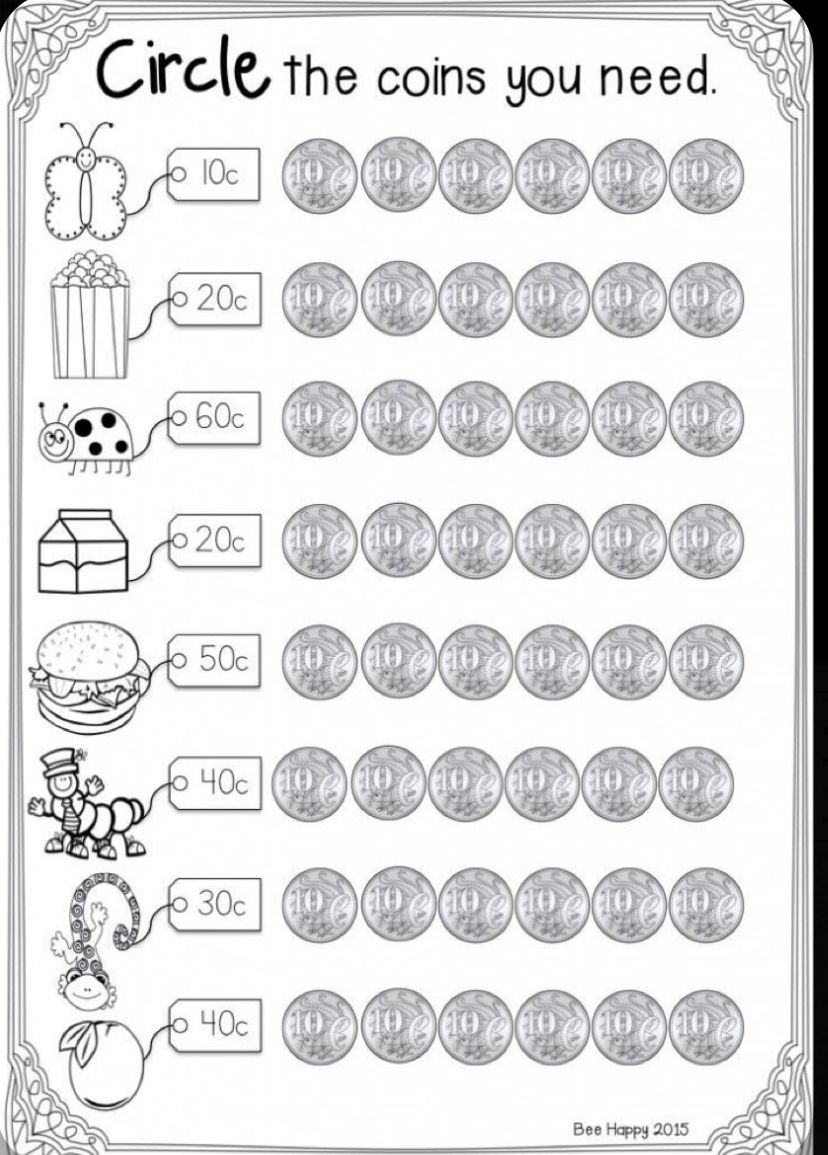 Pin By Monicawalkswitfaith On Education In 2021 Money Worksheets Money Math Money Math Worksheets [ 1155 x 828 Pixel ]