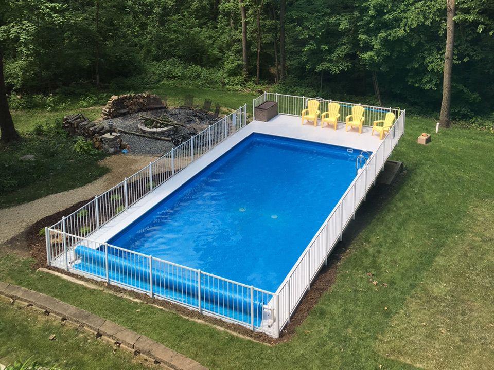 Recessed Pools Swimming Pool, Kayak Above Ground Pools