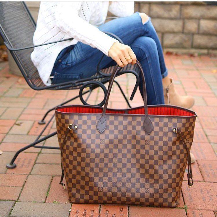 Louis Vuitton Neverfull Premium Luxury Handbags Louis Vuitton Neverfull Louis Vuitton Neverfull
