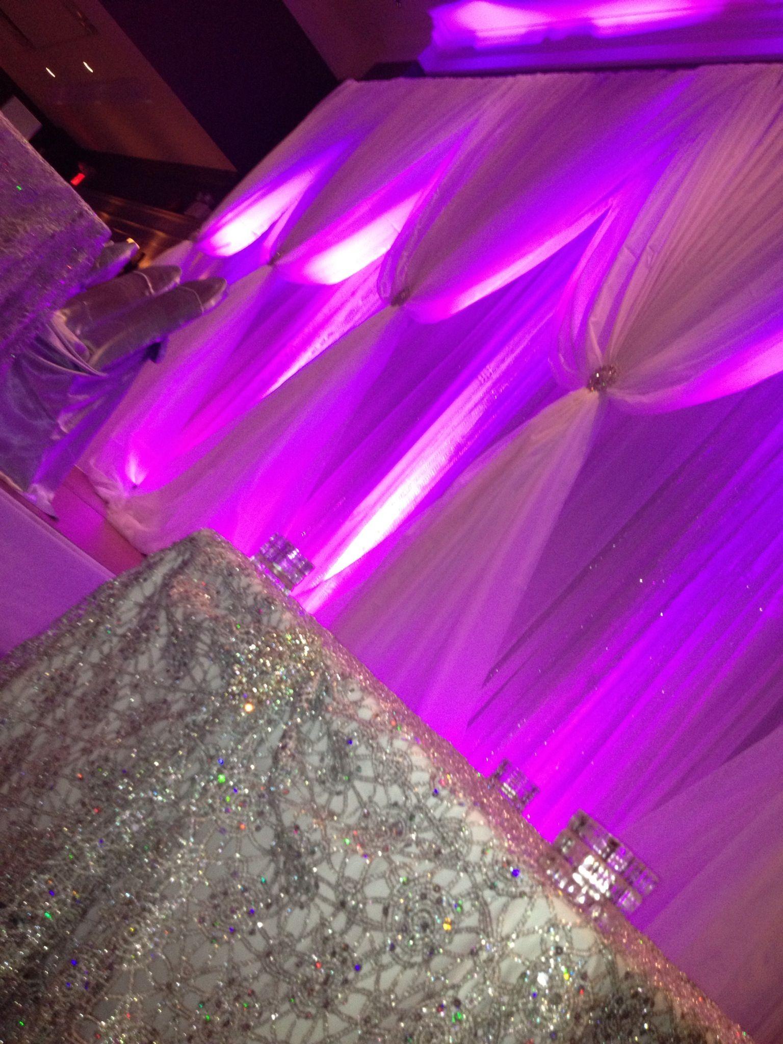 Wedding decorations backdrop  Purple wedding backdrop  wedding backdrops  Pinterest  Purple