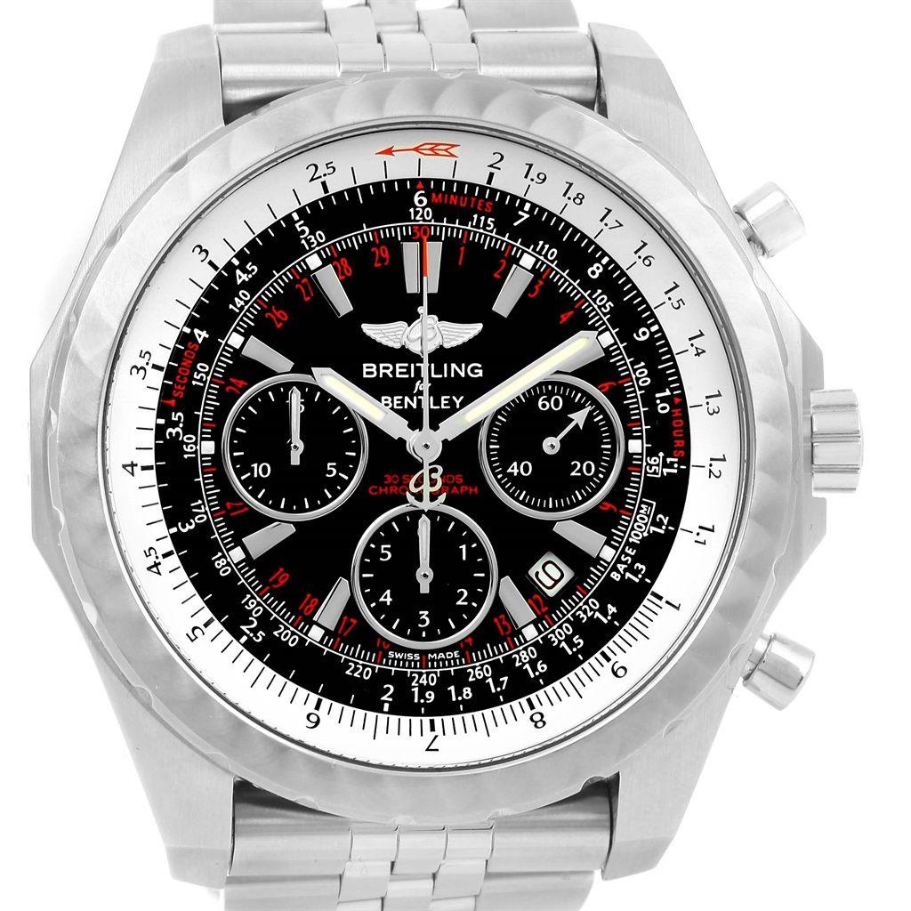 breitling fr motors edition special bentley montre