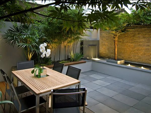 High resolution patio ideas for small yard #5 small back yard ...
