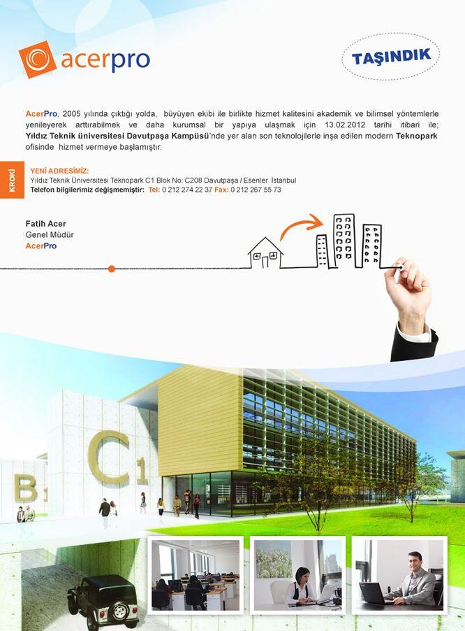 Acerpro Artik Teknokent Te Tarih Teknik Teknoloji