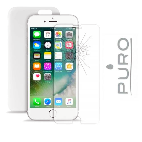 cover iphone 7 con vetro