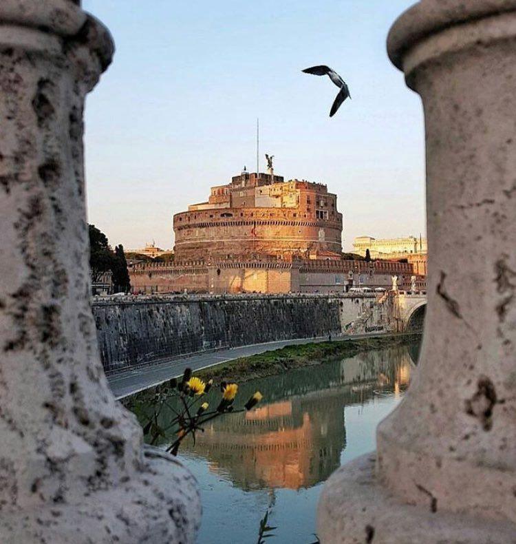 Castel Sant Angelo Roma Roma Italia Cruceros