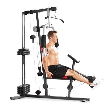 weider 2980 home gym with 214 lbs of resistance  walmart