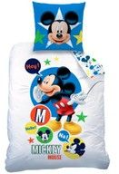 Posciel 140x200 Myszka Minnie Miki Mini Dwustronna Disney Mickey Mouse Mickey Disney Mickey