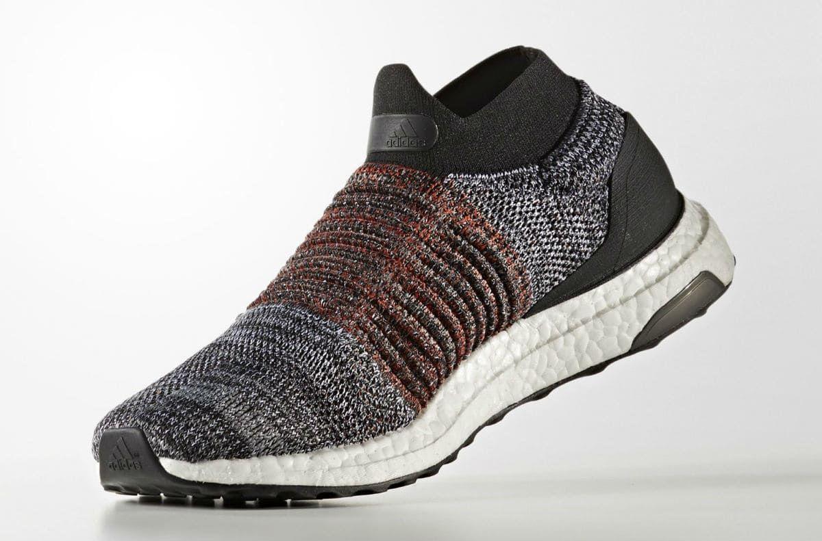 Adidas Ultra Boost Laceless Core Black Core Black Footwear White 3