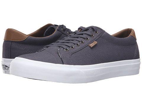 Vans Court | Mens white tennis shoes