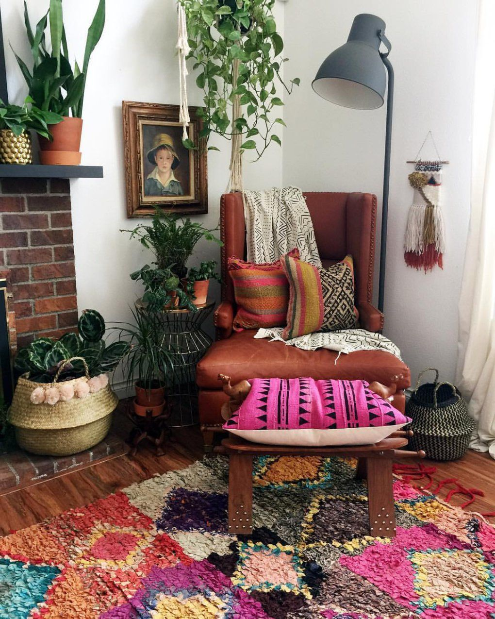 Your inspiration for a modern bohemian home by DK Renewal
