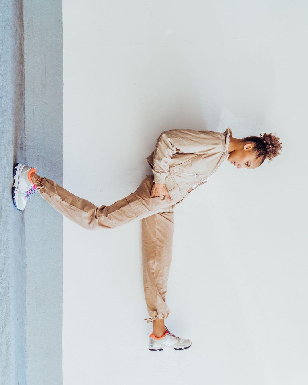 Chunky Sneaker von Fila in weiß DEICHMANN