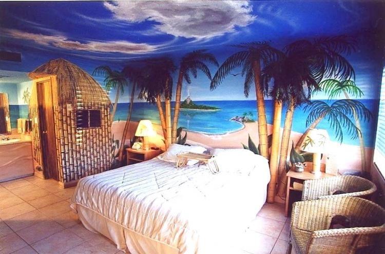Wonderful Beach Themed Bedrooms Decor Ideas Beach Themed Bedroom