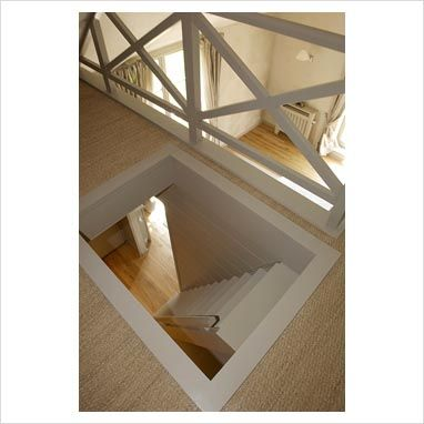 Attic Stairs The Style Of Stairs We Will Need Since Our Attic Access Is In  The Kitchen Closet Not Much Space But Bigger Then It Could Be