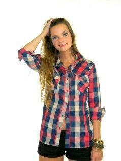 Pin de eugenia en camisas dama  845045bf586d7