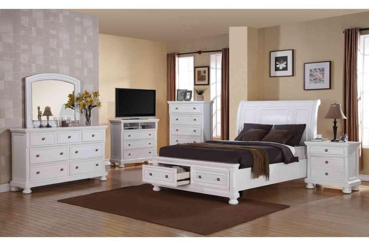 White Queen Bedroom Set White Queen Bedroom