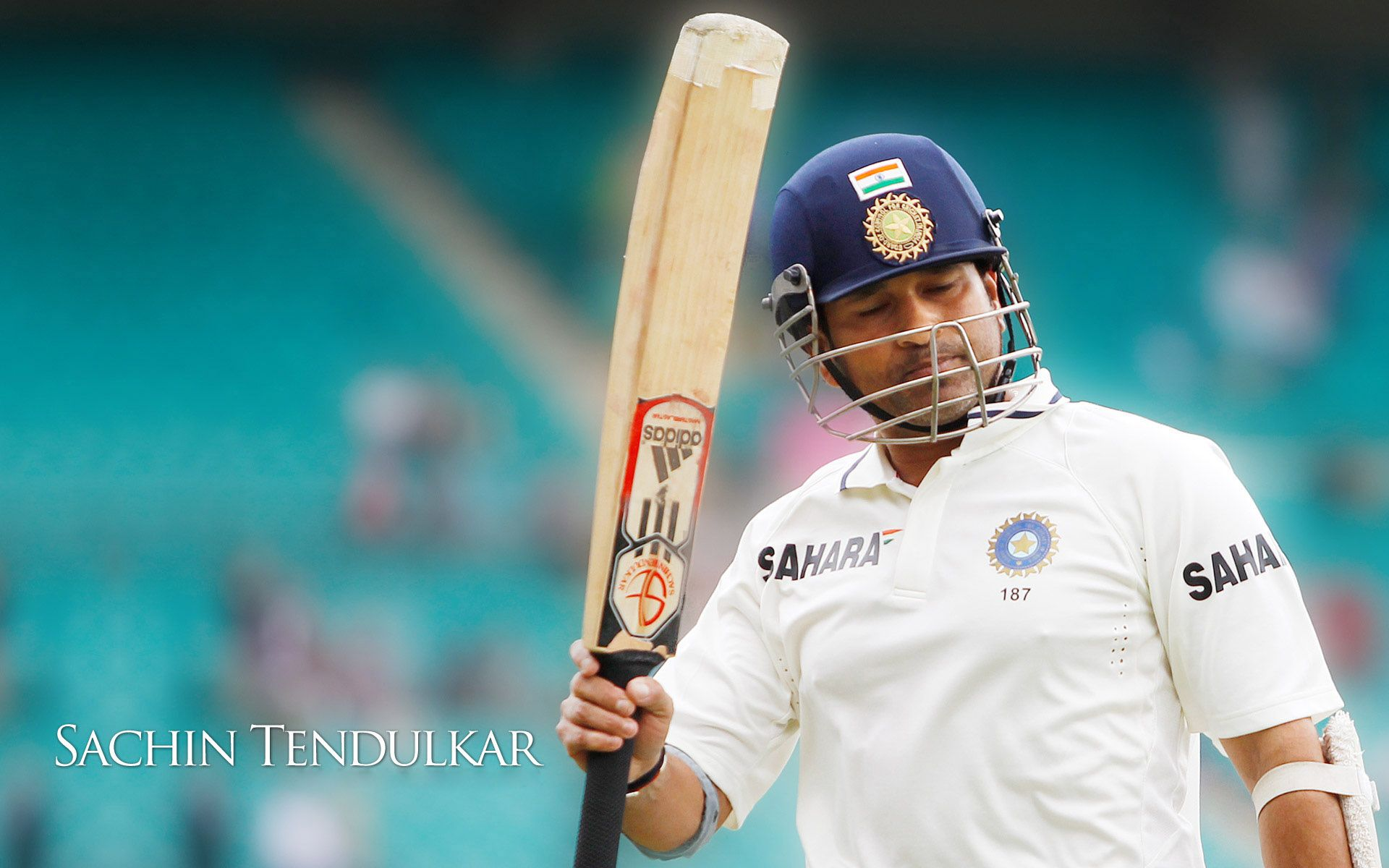 Wallpapers Station Sachin Tendulkar Top Indian Batsman HD ...