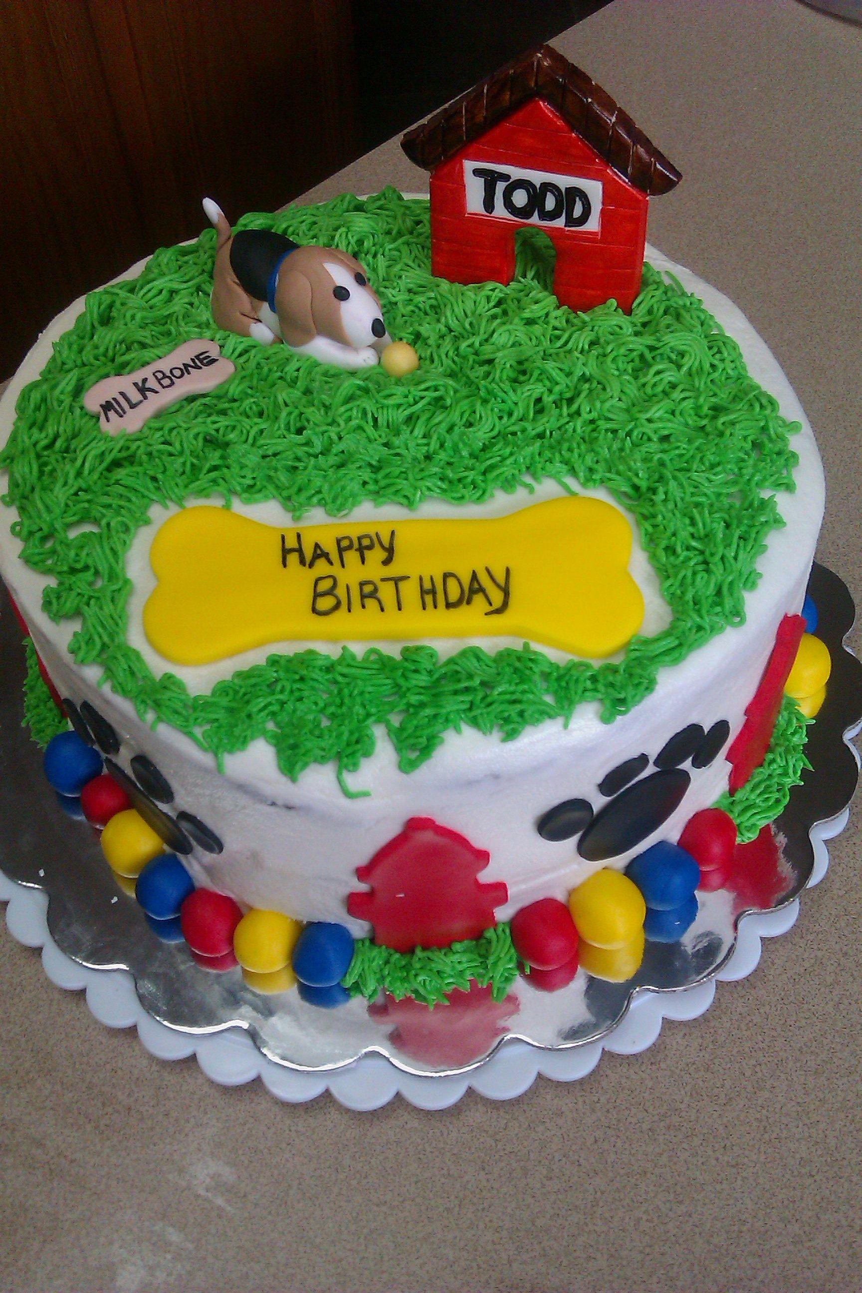 Beagle Cake Pan Beagle Birthday Cake Cakes Pinterest Beagle