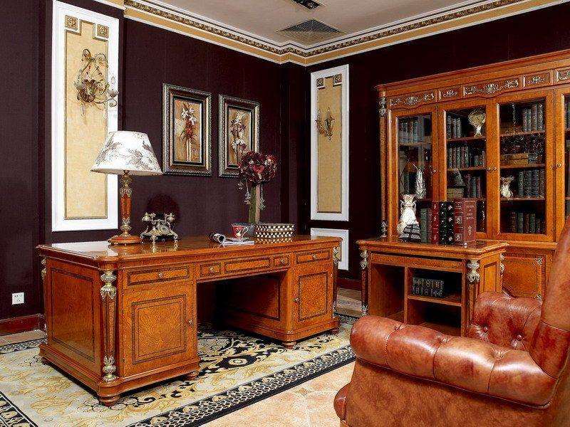 Despachos Decoracion Antiguo Buscar Con Google Decorar Oficinas En Casa Oficina De Lujo Muebles De Esquina