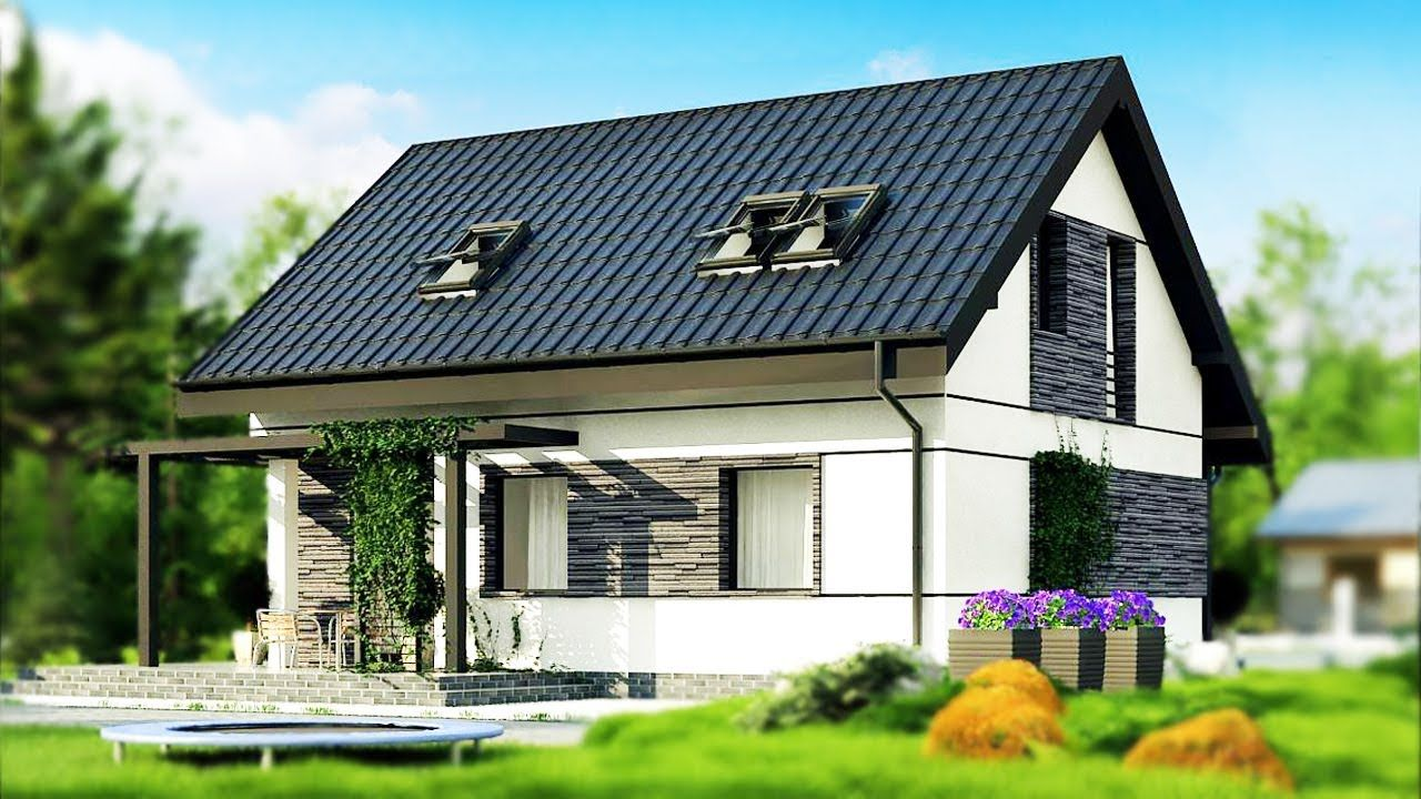 Fantastic 78 M2 A Small House But Comfortable And Aesthetic Cheap To Download Free Architecture Designs Scobabritishbridgeorg