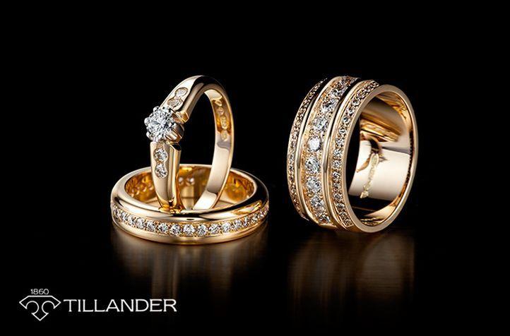 Tillander vihkisormuksia http://www.tillander.fi/