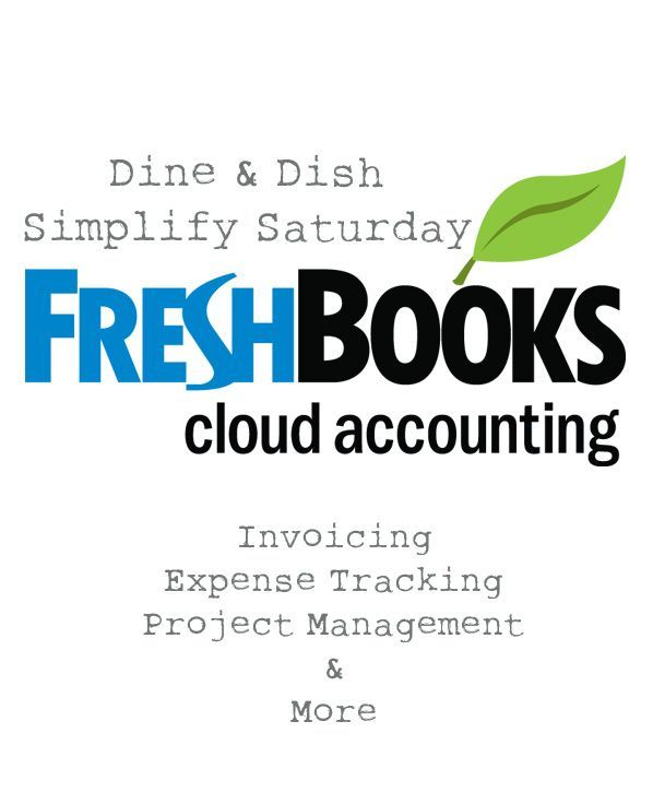 Simplify Saturday FreshBooks Invoice \ Accounting System - freshbooks free invoice
