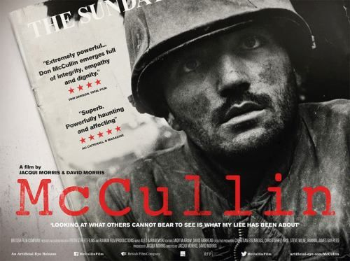 Documentary about the photographic work of war photographer Don McCullin.