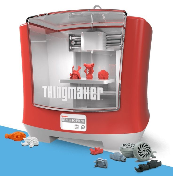 """Mattel (and Autodesk) announced the """"Thingmaker"""", a 3D"""