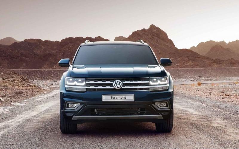 Volkswagen Teramont SEL 2020 Volkswagen, Volkswagen