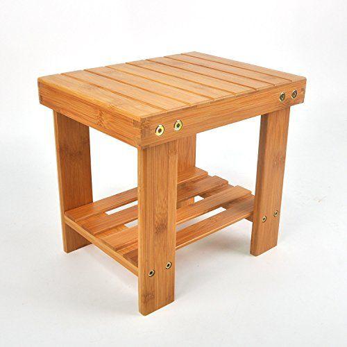 Strange Utoplike Multifunctional Kids Bamboo Stoolstep Stool With Ncnpc Chair Design For Home Ncnpcorg