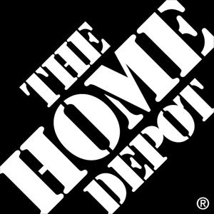 The Home Depot Logo Vector In 2020 Vector Logo Logos Black Logo