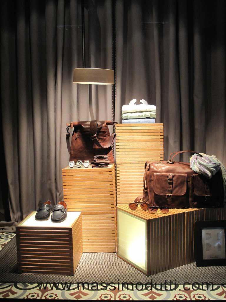 Massimo Dutti Stores Design Pinterest Escaparate Tiendas Y  # Muebles De Massimo Dutti