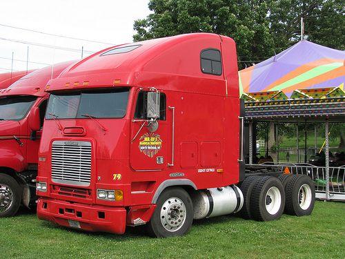 Freightliner Flb 9064 St Freightliner Trucks Freightliner Big