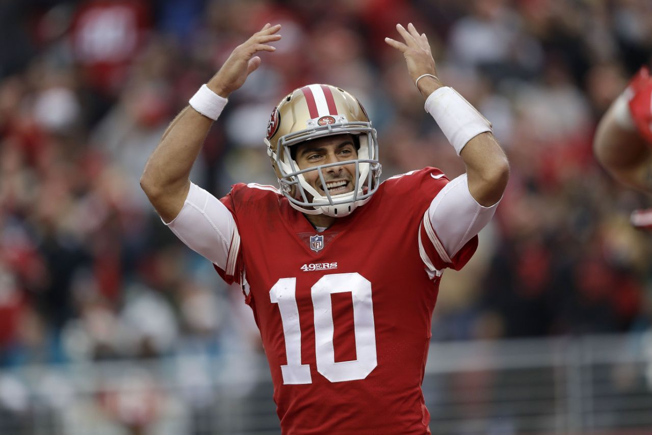 NFL Power Rankings Intriguing 49ers will be the NFL's