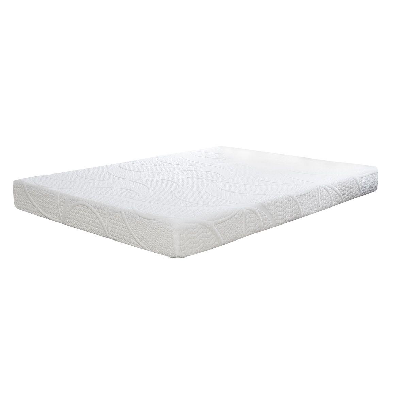 Bed In A Box 7 Gel Memory Foam Twin Xl Mattress Memory Foam